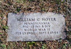 Hoyer Headstone